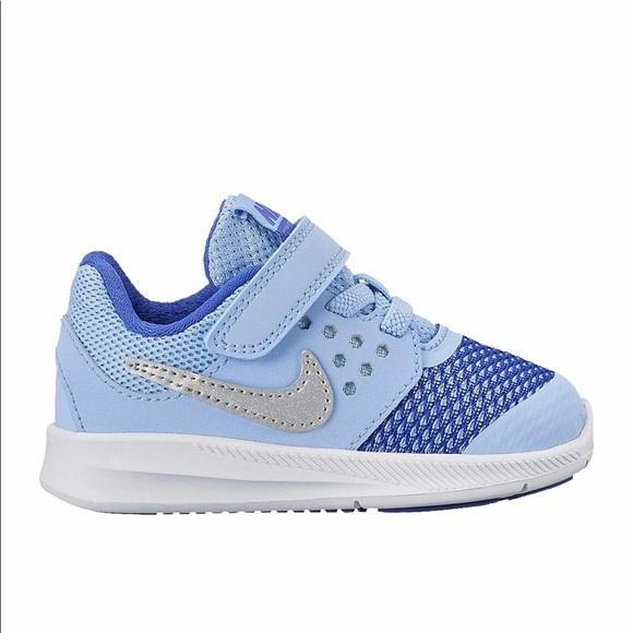 bcefd39ddcfe Nike Downshifter 7 running sneaker toddler boy